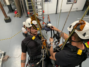 GWO BASIC SAFETY TRAINING – Trabajos en altura